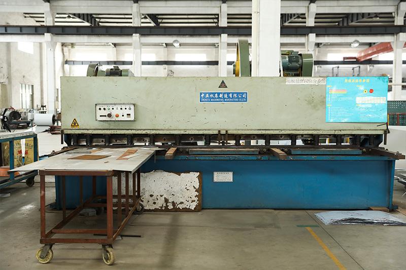 生产设备-制冷机组生产设备